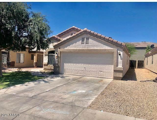 14210 N 127TH Drive, El Mirage, AZ 85335 (MLS #6249839) :: The Copa Team | The Maricopa Real Estate Company