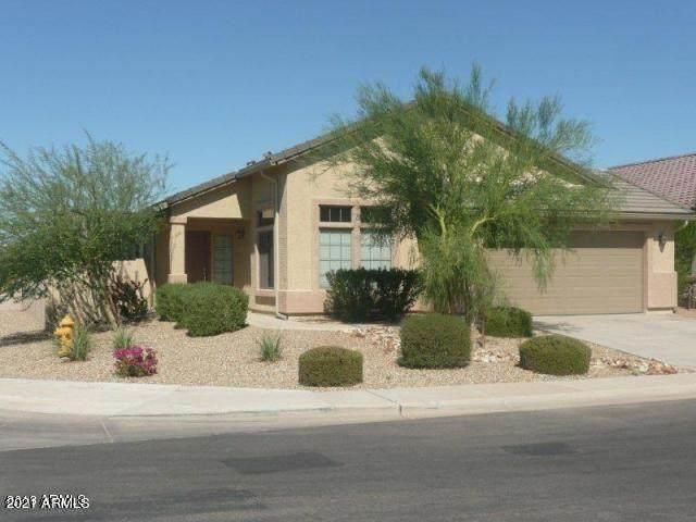 41168 W Cielo Lane, Maricopa, AZ 85138 (MLS #6249860) :: John Hogen | Realty ONE Group