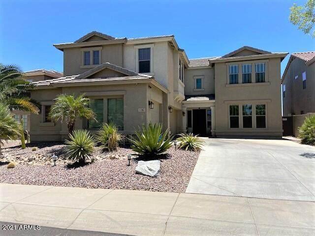 17867 W Watson Lane, Surprise, AZ 85388 (MLS #6249957) :: Devor Real Estate Associates