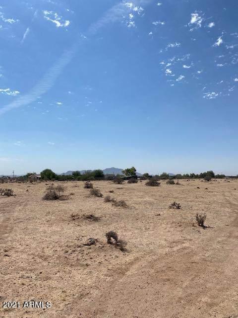 2589 S Thacher Drive, Casa Grande, AZ 85194 (MLS #6250056) :: Yost Realty Group at RE/MAX Casa Grande