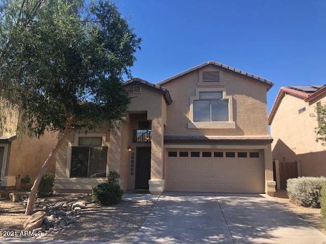 12620 W Windsor Boulevard, Litchfield Park, AZ 85340 (MLS #6250077) :: Executive Realty Advisors