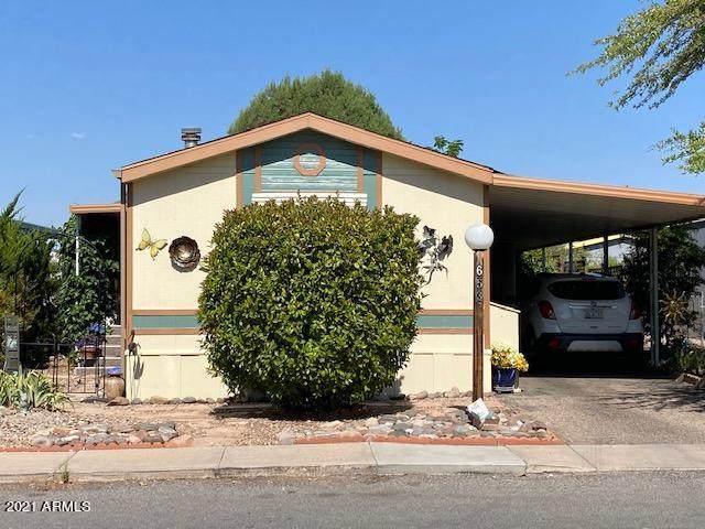 653 S Nature Way #90, Sierra Vista, AZ 85635 (MLS #6250086) :: Jonny West Real Estate