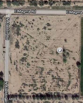 0 E Magma Road, Florence, AZ 85132 (MLS #6250200) :: Executive Realty Advisors