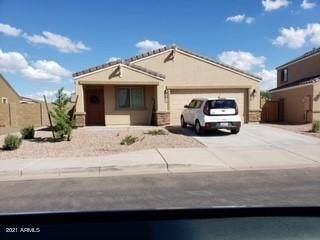 8721 S 253RD Drive, Buckeye, AZ 85326 (MLS #6250314) :: Conway Real Estate