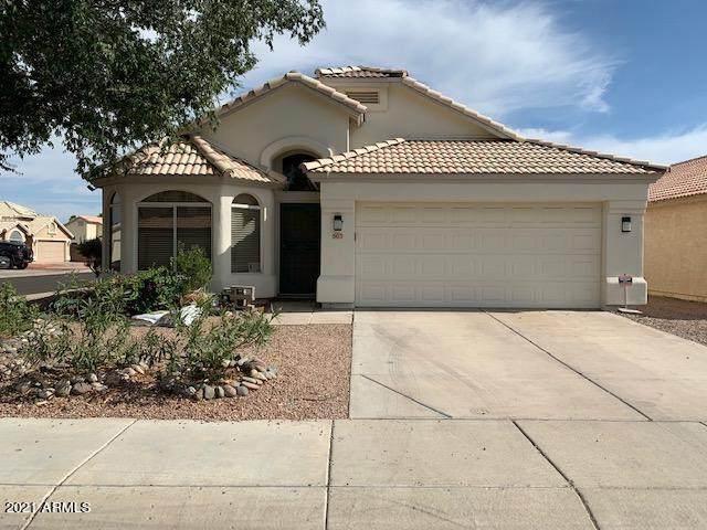 503 W Kelton Lane, Phoenix, AZ 85023 (MLS #6250354) :: The Riddle Group