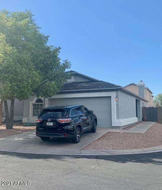 1811 S 39TH Street #40, Mesa, AZ 85206 (MLS #6250752) :: Dijkstra & Co.
