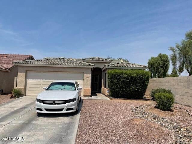 2848 N 107TH Lane, Avondale, AZ 85392 (MLS #6250878) :: Yost Realty Group at RE/MAX Casa Grande