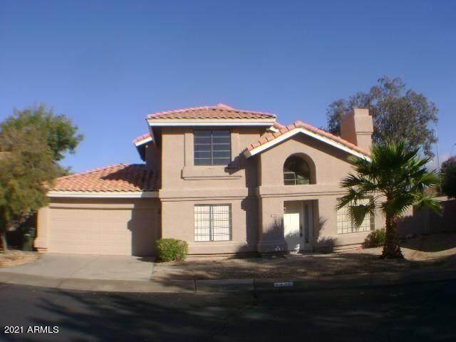 4446 E Villa Theresa Drive, Phoenix, AZ 85032 (MLS #6251020) :: The Luna Team
