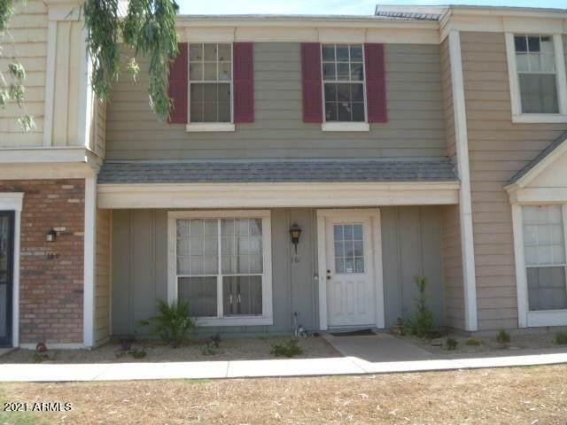 1600 N Saba Street #161, Chandler, AZ 85225 (MLS #6251274) :: Yost Realty Group at RE/MAX Casa Grande