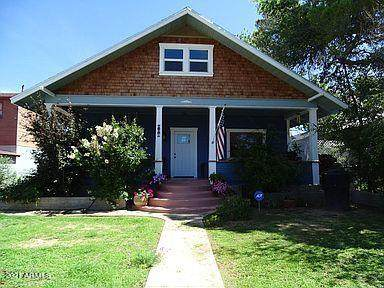 521 Ruppe Avenue, Bisbee, AZ 85603 (MLS #6252036) :: Midland Real Estate Alliance