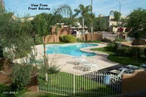 1425 E Desert Cove Avenue #43, Phoenix, AZ 85020 (MLS #6252091) :: Yost Realty Group at RE/MAX Casa Grande