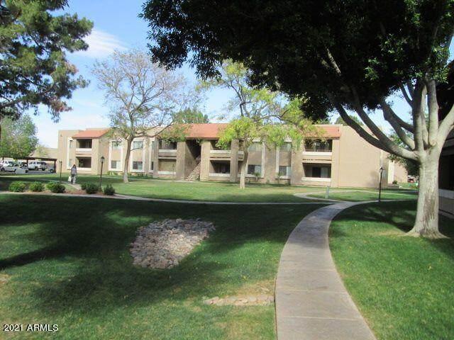 2146 W Isabella Avenue #116, Mesa, AZ 85202 (MLS #6252542) :: Scott Gaertner Group