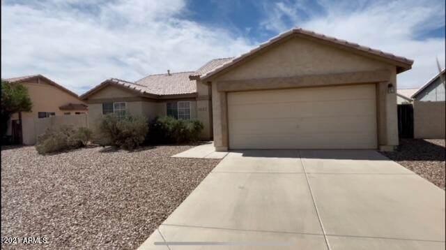 1657 E Jasmine Street, Casa Grande, AZ 85122 (MLS #6252576) :: Long Realty West Valley