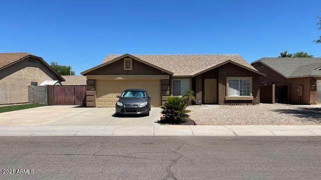 2302 E Remington Place, Chandler, AZ 85286 (MLS #6252867) :: CANAM Realty Group