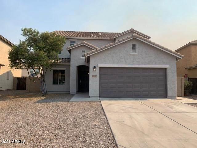 41571 N Palm Springs Trail, San Tan Valley, AZ 85140 (MLS #6252892) :: CANAM Realty Group