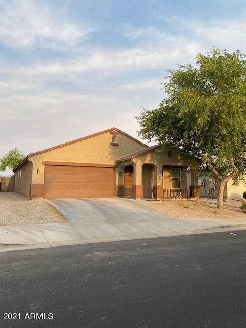 5045 S 235th Drive, Buckeye, AZ 85326 (MLS #6252923) :: The Garcia Group