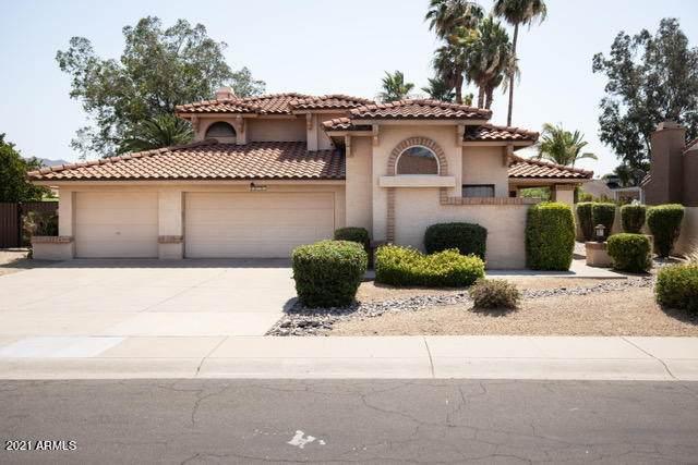 10745 N 103RD Way, Scottsdale, AZ 85260 (MLS #6253055) :: The Laughton Team