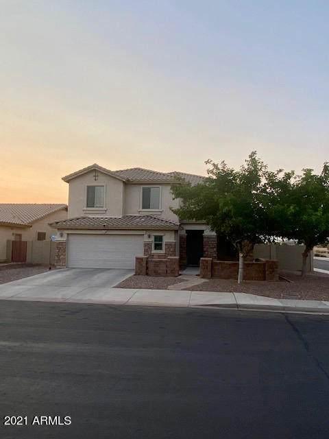 11458 E Stearn Avenue, Mesa, AZ 85212 (MLS #6253081) :: Yost Realty Group at RE/MAX Casa Grande