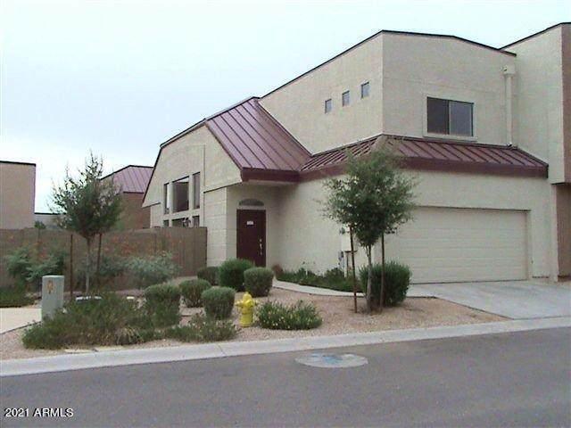 1015 S Val Vista Drive #54, Mesa, AZ 85204 (MLS #6253118) :: Executive Realty Advisors