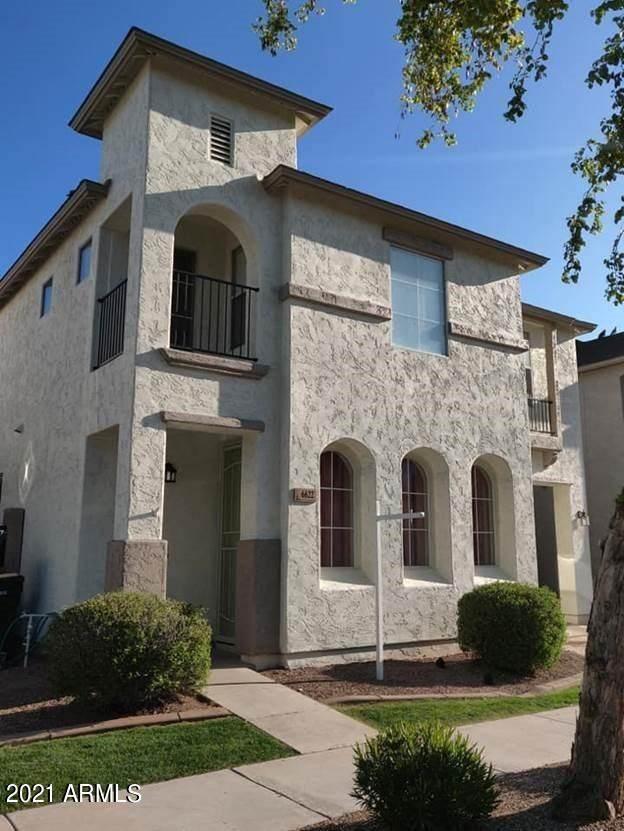 6622 W Melvin Street, Phoenix, AZ 85043 (MLS #6253162) :: Executive Realty Advisors