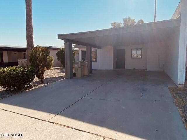 5721 N 69TH Avenue, Glendale, AZ 85303 (MLS #6253285) :: The Laughton Team