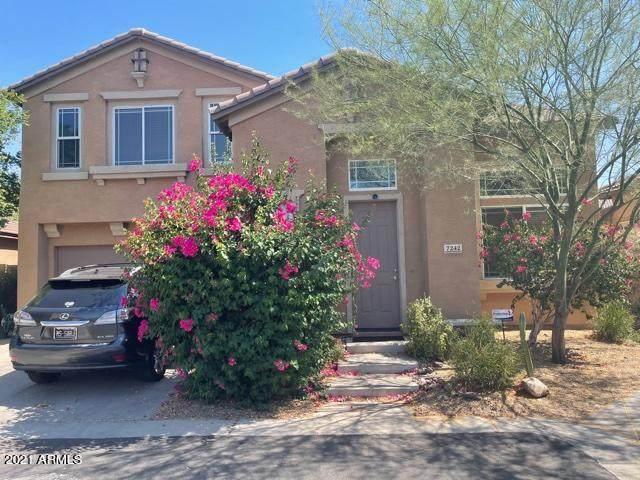 7242 S 38TH Place, Phoenix, AZ 85042 (MLS #6253339) :: Keller Williams Realty Phoenix