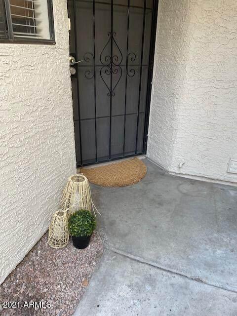 835 N Granite Reef Road #19, Scottsdale, AZ 85257 (MLS #6253434) :: Yost Realty Group at RE/MAX Casa Grande