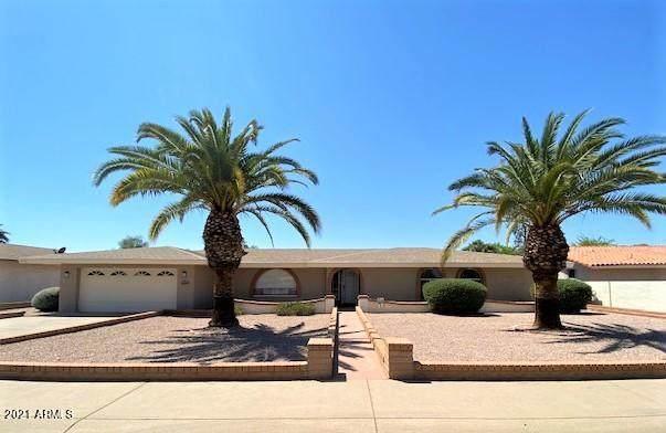 2104 N 63RD Place, Mesa, AZ 85215 (MLS #6253449) :: Conway Real Estate