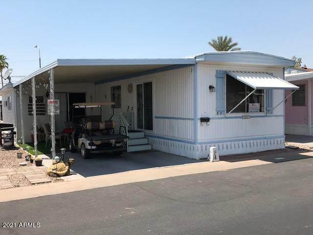 7807 E Main Street C-4, Mesa, AZ 85207 (MLS #6253454) :: The Laughton Team