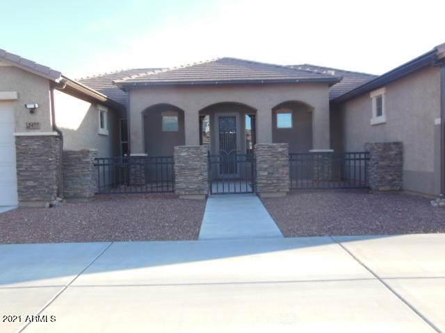 2477 Isla Bonita Drive, Sierra Vista, AZ 85650 (MLS #6253457) :: Keller Williams Realty Phoenix