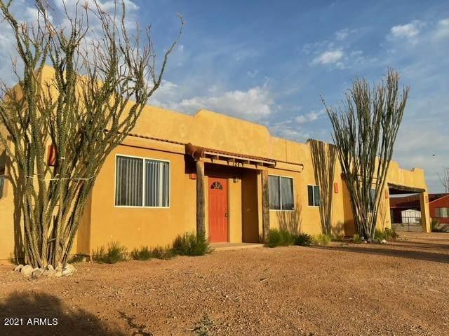124 N Navajo Place, Tombstone, AZ 85638 (MLS #6253636) :: Yost Realty Group at RE/MAX Casa Grande