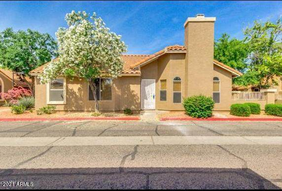 7040 W Olive Avenue #34, Peoria, AZ 85345 (MLS #6253701) :: CANAM Realty Group