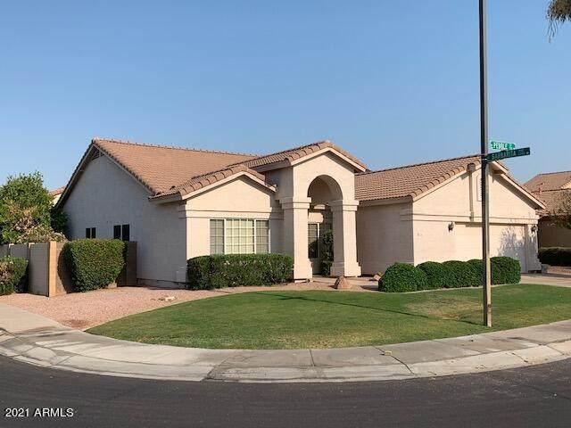 716 N Pebble Street, Gilbert, AZ 85234 (MLS #6253822) :: Arizona Home Group