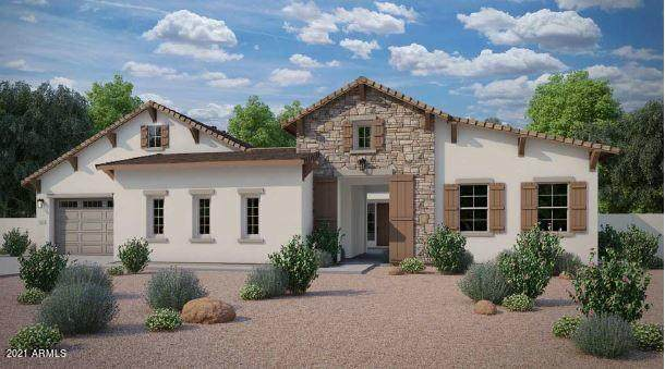 22850 E Camacho Road, Queen Creek, AZ 85142 (MLS #6253829) :: Maison DeBlanc Real Estate