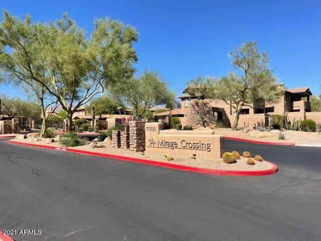 11500 E Cochise Drive #2106, Scottsdale, AZ 85259 (MLS #6253836) :: The Helping Hands Team