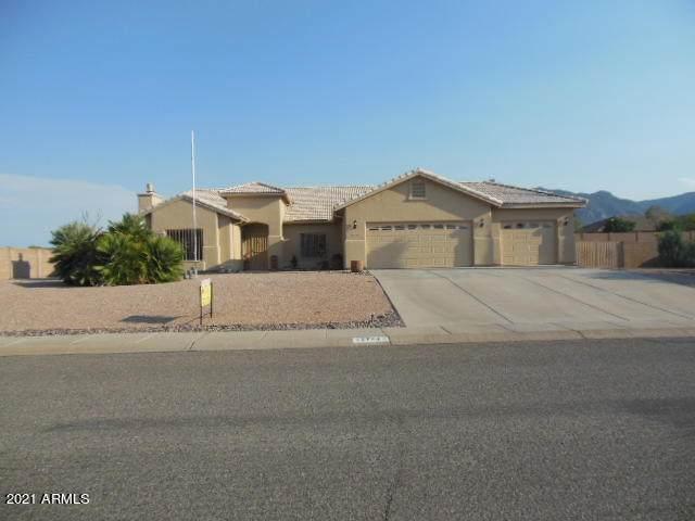 2724 Montaro Drive, Sierra Vista, AZ 85650 (MLS #6254120) :: Conway Real Estate