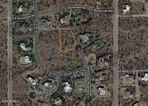 28530 N Rio Mountain Court, Scottsdale, AZ 85262 (MLS #6254377) :: Executive Realty Advisors