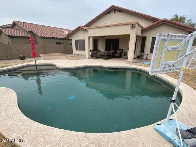 17465 W Desert Sage Drive, Goodyear, AZ 85338 (MLS #6254599) :: Arizona 1 Real Estate Team