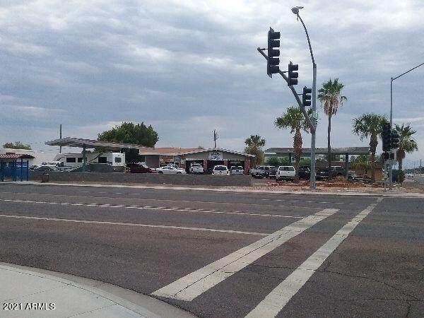 9845 W Peoria Avenue W #0, Peoria, AZ 85345 (MLS #6254944) :: Yost Realty Group at RE/MAX Casa Grande
