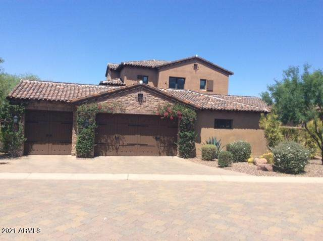 2956 S Prospector Circle, Gold Canyon, AZ 85118 (MLS #6255370) :: NextView Home Professionals, Brokered by eXp Realty
