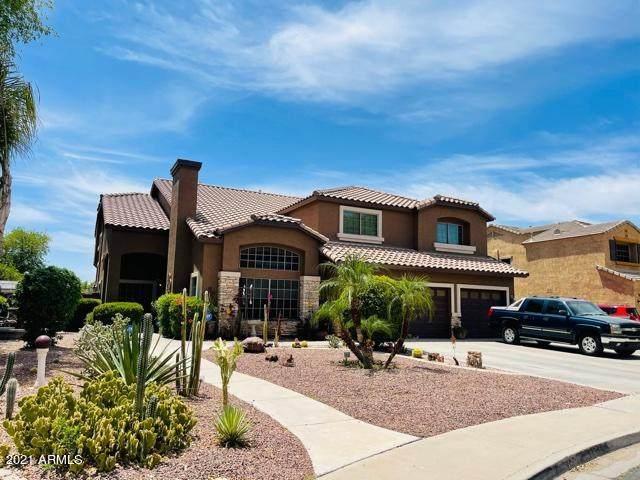 2560 S Birch Street, Gilbert, AZ 85295 (MLS #6255820) :: Dijkstra & Co.