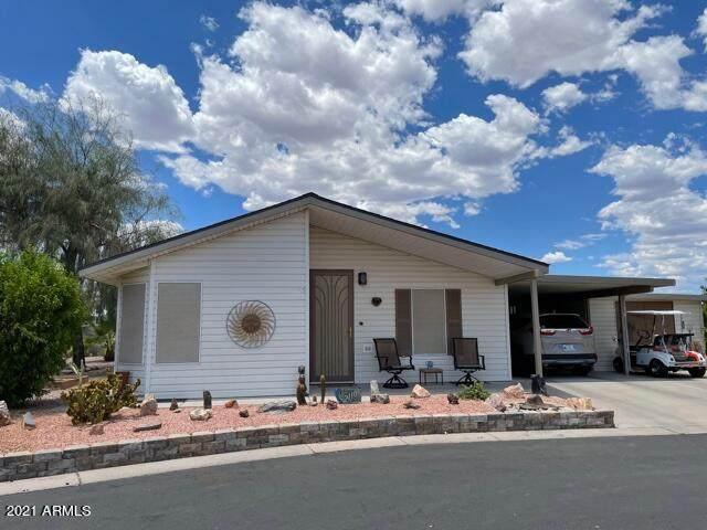 3301 S Goldfield Road #2110, Apache Junction, AZ 85119 (MLS #6257120) :: Scott Gaertner Group