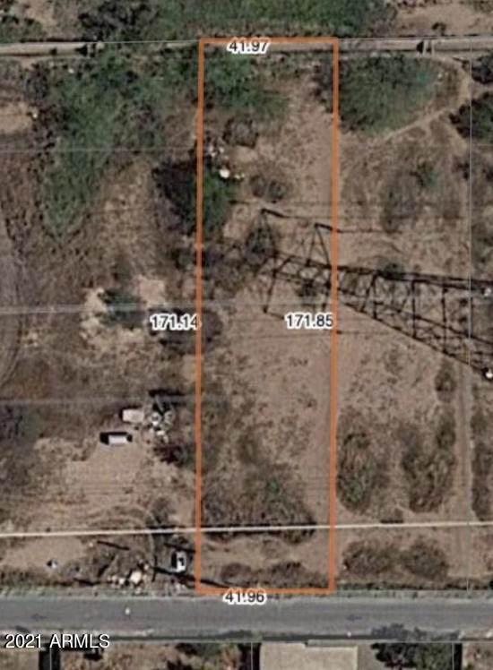 0 N Hunt Drive, Mesa, AZ 85203 (MLS #6257963) :: Service First Realty
