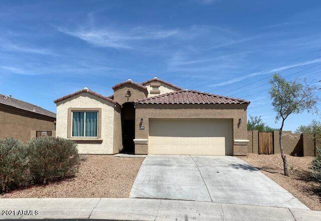 2941 N 301ST Drive, Buckeye, AZ 85396 (MLS #6261258) :: Klaus Team Real Estate Solutions