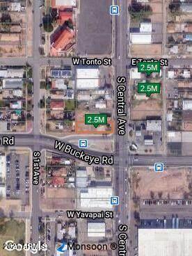 1009 S Central Avenue, Phoenix, AZ 85004 (MLS #6261642) :: Jonny West Real Estate