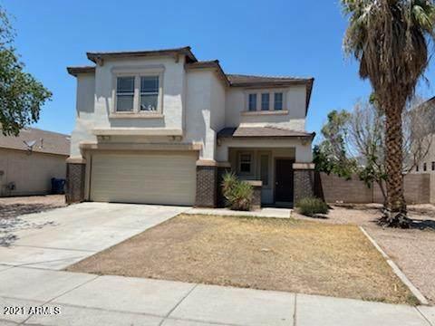 2656 W Ironstone Avenue, Apache Junction, AZ 85120 (MLS #6261760) :: Yost Realty Group at RE/MAX Casa Grande