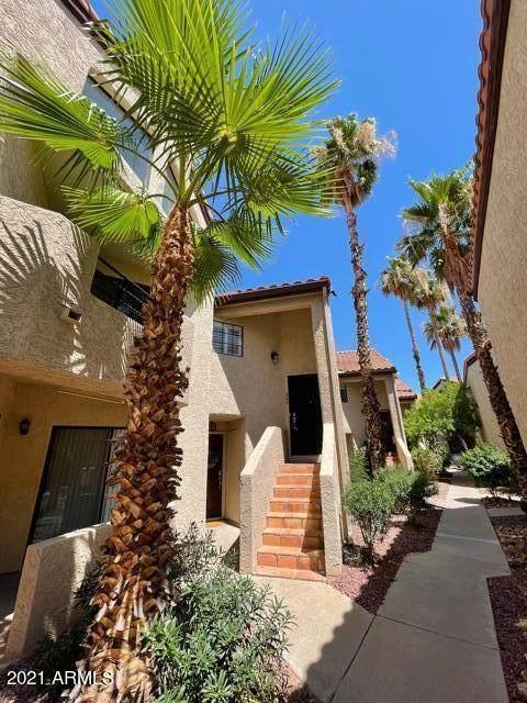 10301 N 70TH Street E #209, Paradise Valley, AZ 85253 (MLS #6261910) :: Selling AZ Homes Team