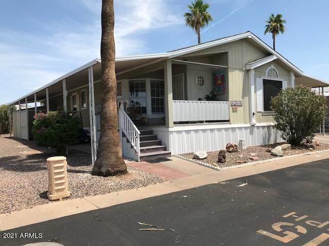 7807 E Main Street Cc-87, Mesa, AZ 85207 (MLS #6263081) :: Yost Realty Group at RE/MAX Casa Grande