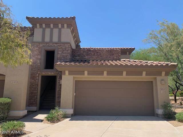19700 N 76TH Street #2013, Scottsdale, AZ 85255 (MLS #6263098) :: Dave Fernandez Team | HomeSmart