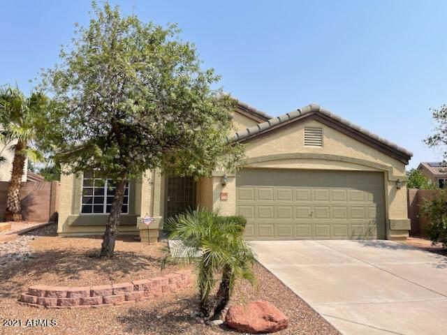 847 S Esmeralda, Mesa, AZ 85208 (MLS #6263663) :: Power Realty Group Model Home Center